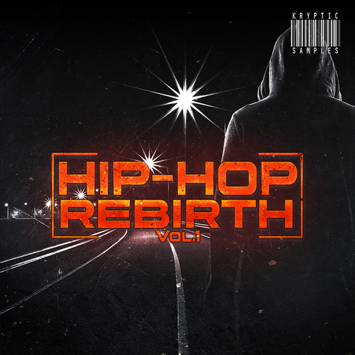 Hip Hop Rebirth Vol.1 WAV MiDi SAMPLES
