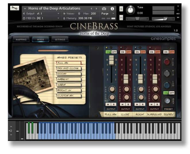 Horns of the Deep KONTAKT SAMPLES