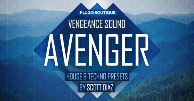 House And Techno AVENGER SOUNDSETS