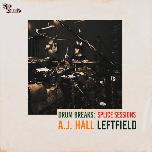 Leftfield Drum Breaks WAV