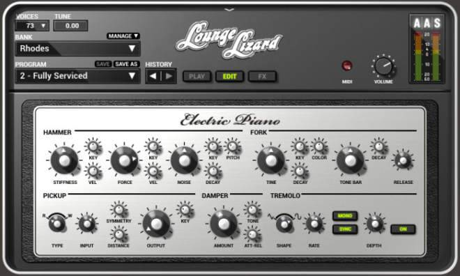 Lounge Lizard EP-4 v4.3.2 WiN MAC-AiR