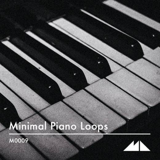 Minimal Piano Loops SAMPLES WAV