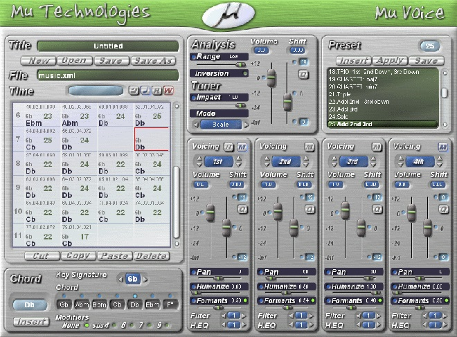 Mu Voice v1.4.0 VST x64 WiN-R2R