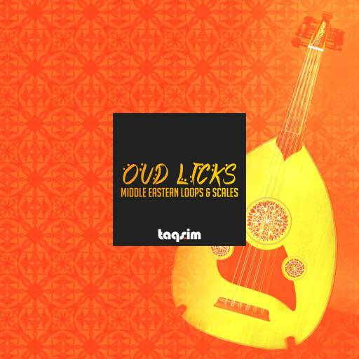 Oud Licks: Middle Eastern Loops And Scales WAV-DECiBEL