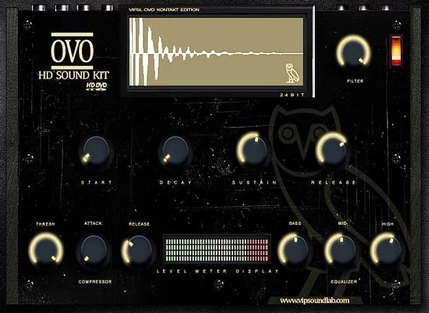 OvO HD Drum Kit SAMPLES