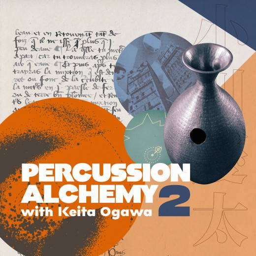 Percussion Alchemy Vol.2 WAV