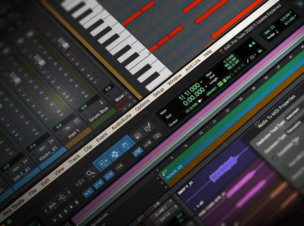 Pro Tools 2020.11 Update Explained