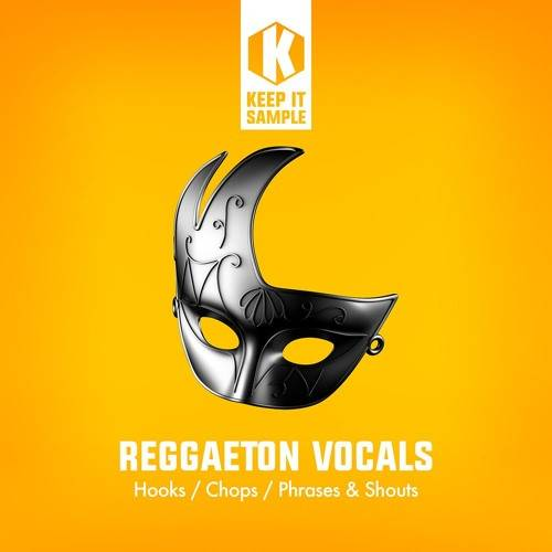 Reggaeton Vocals SAMPLES WAV