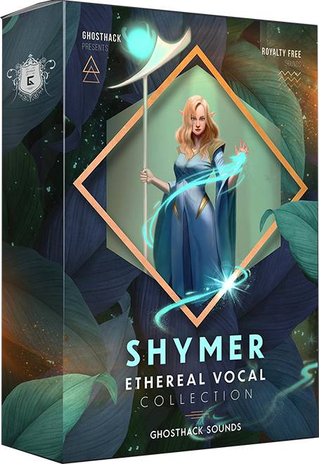 Shymer: Ethereal Vocal Collection