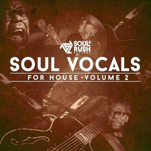 Soul Vocals for House Vol.2 WAV