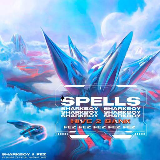 Spells PRESETS For HiVE H2P-DECiBEL