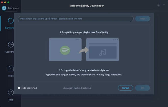 Spotify Downloader v2.0.3 macOS-HCiSO