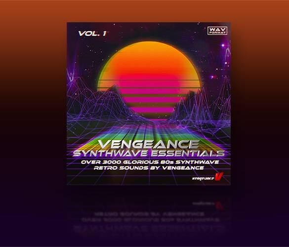 Synthwave Essentials Vol.1 WAV