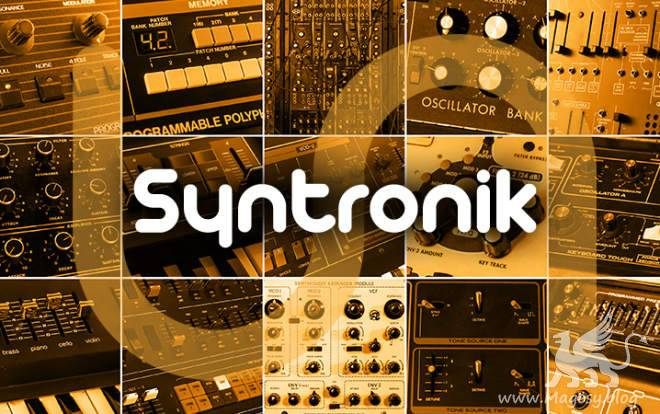 Syntronik v1.2.0 WiN MAC-R2R