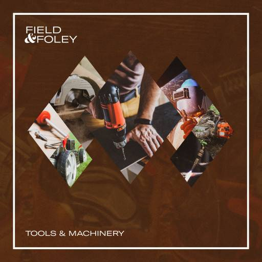 Tools And Machinery WAV