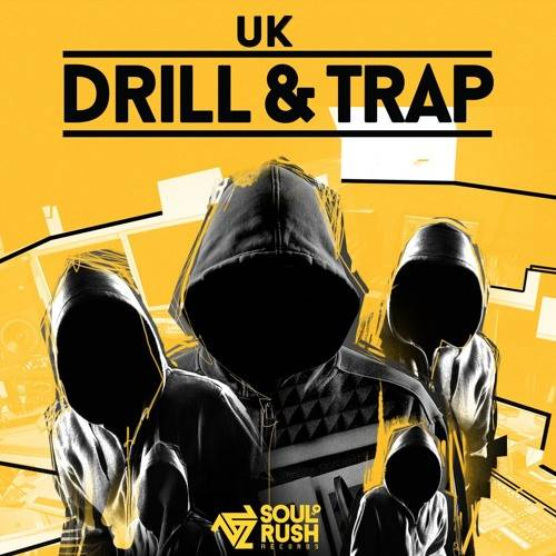 UK Drill And Trap WAV SAMPLES-DiSCOVER