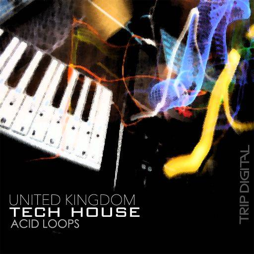 UK Tech House ACiD LOOPS SAMPLES
