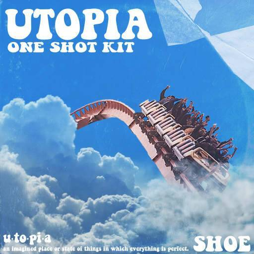 Utopia One Shots Samples WAV