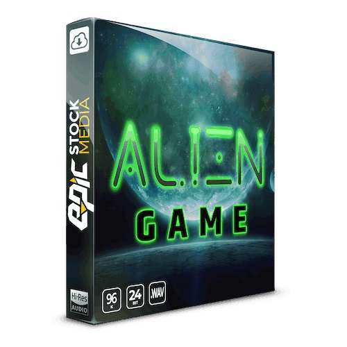 Alien Game WAV-FANTASTiC