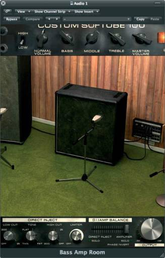 Bass Amp Room v2.5.9 WiN-R2R