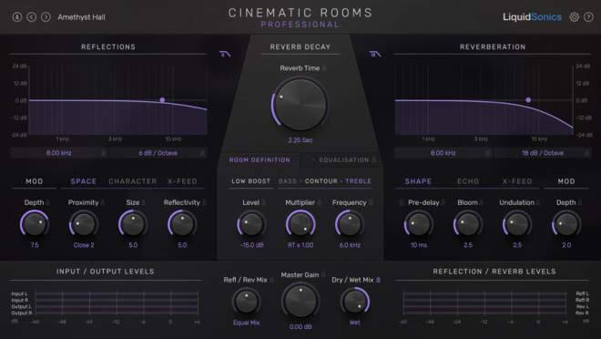 Cinematic Rooms Professional v1.0.3 WiN-R2R