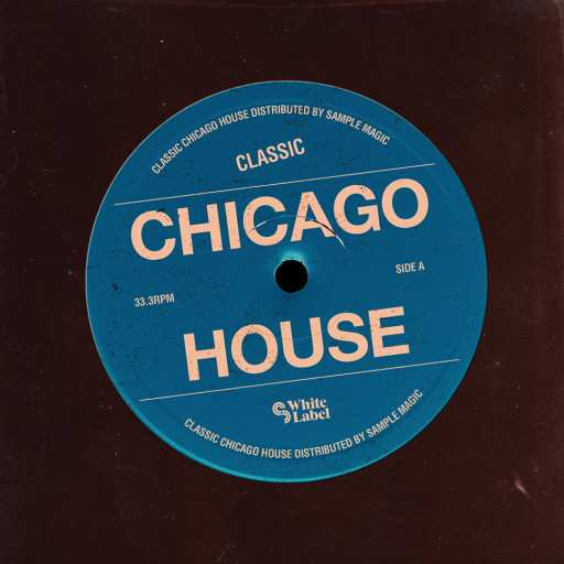 Classic Chicago House WAV MiDi