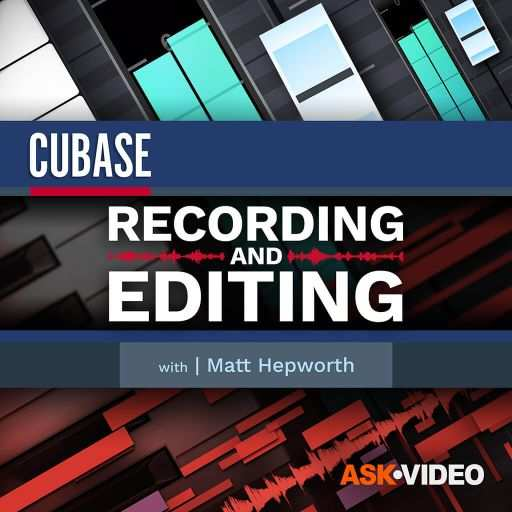 Cubase 11: Recording And Editing TUTORiAL