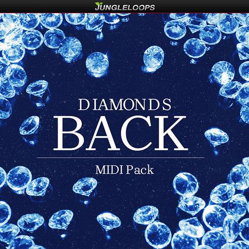 Diamonds Back MiDi PACK