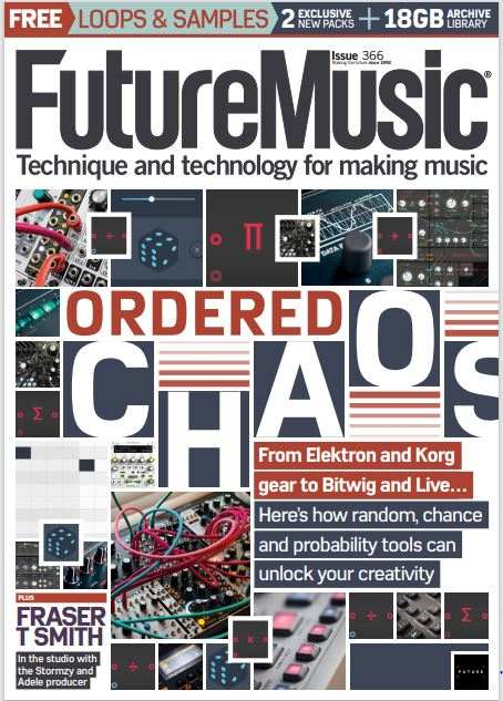 Future Music Issue 366 2021 DVD CONTENT