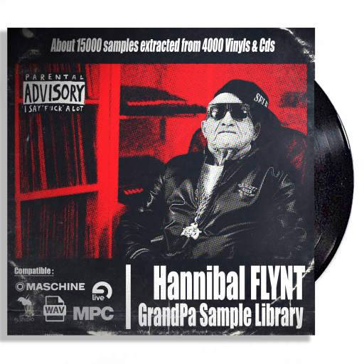 Hannibal Flynt: GrandPa Sample Library 2017