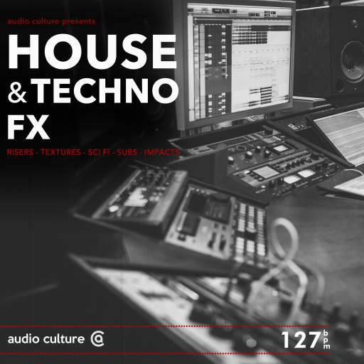 House And Techno FX WAV-DECiBEL