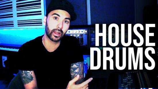 How To Mix House Drums