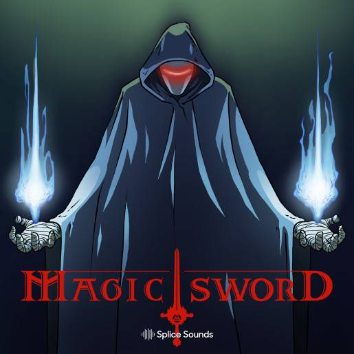 Magic Sword Samples WAV MiDi