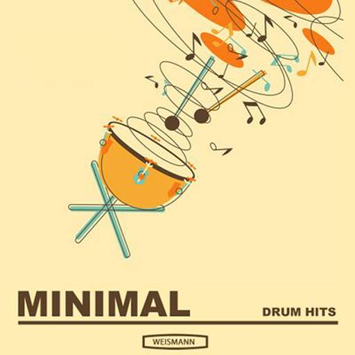 Minimal Drum Hits WAV-DECiBEL