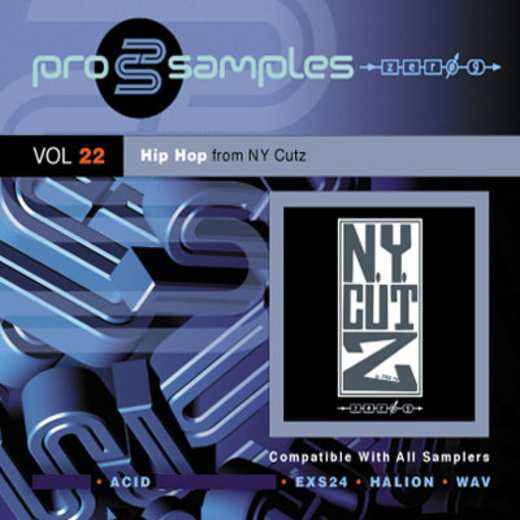 Pro Samples Vol.22: Hip Hop NY Cutz Vol.1