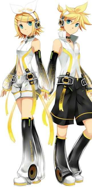 Rin And Len Append For VOCALOiD2 WiN