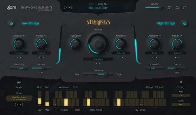 Symphonic Elements STRIIIINGS v1.0.0 WiN-R2R