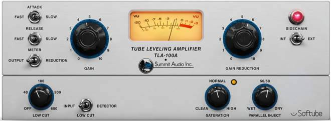 TLA-100A Tube Leveling Amplifier v2.5.9 WiN-R2R