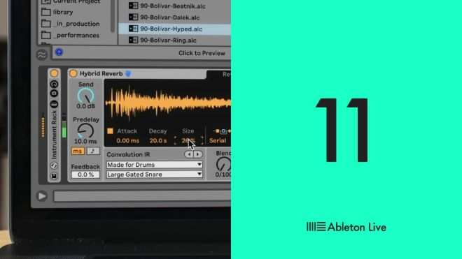 Ableton Live 11 Suite v11.0.2 WiN