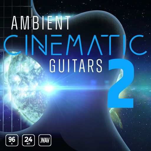 Ambient Cinematic Guitars 2 WAV-DECiBEL