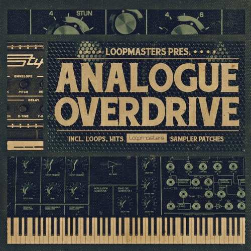 Analogue Overdrive MULTiFORMAT