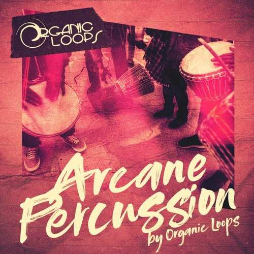 Arcane Percussion MULTiFORMAT-DECiBEL