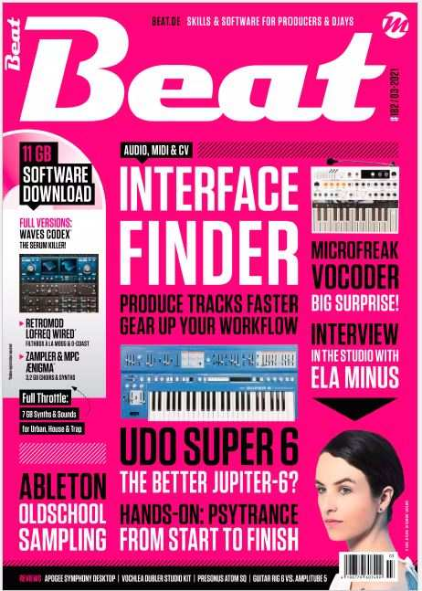 Beat Magazine March 2021 PDF