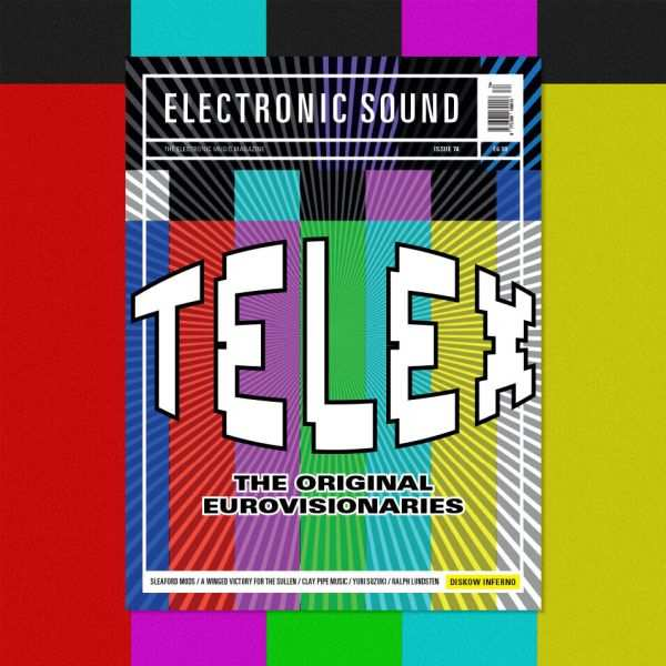 Electronic Sound Issue 74 2021