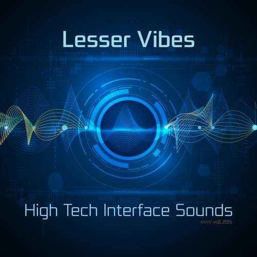 High Tech Interface Sounds WAV-DECiBEL