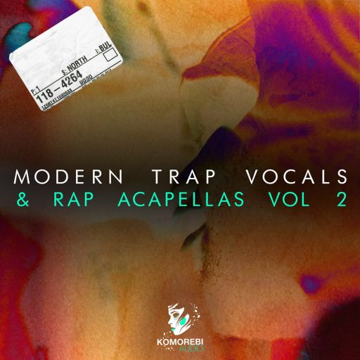Modern Trap Vocals And Rap Acapellas Vol.2 WAV-FANTASTiC