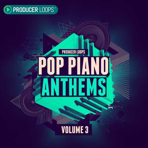 Pop Piano Anthems Vol.3 MULTiFORMAT