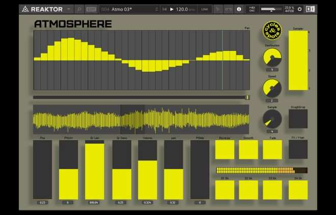 Reaktor Atmosphere ENS For REAKTOR