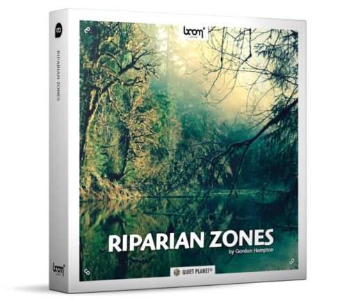 Riparian Zones STEREO And SURROUND