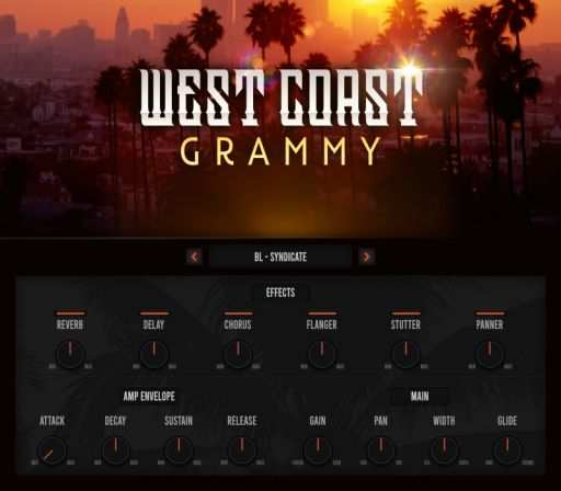 West Coast Grammy VST WiN MAC-DECiBEL